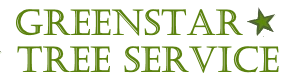 Greenstar Tree Service Text Logo